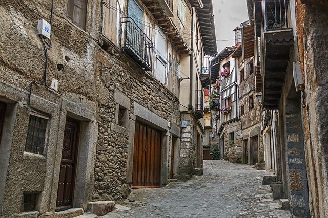 Hostal la Alberca Salamanca