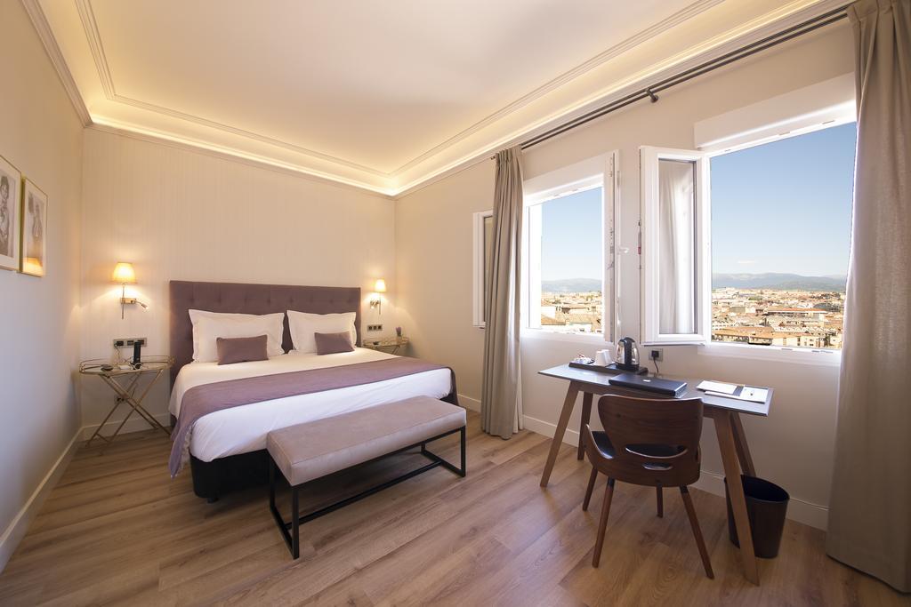 Hotel Real Segovia - hotel cuatro estrellas -