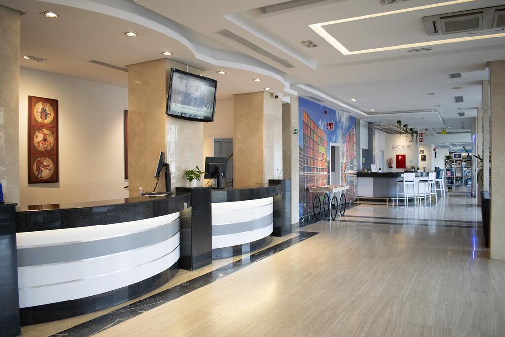Tryp Leon Hotel - hotel cuatro estrellas león -
